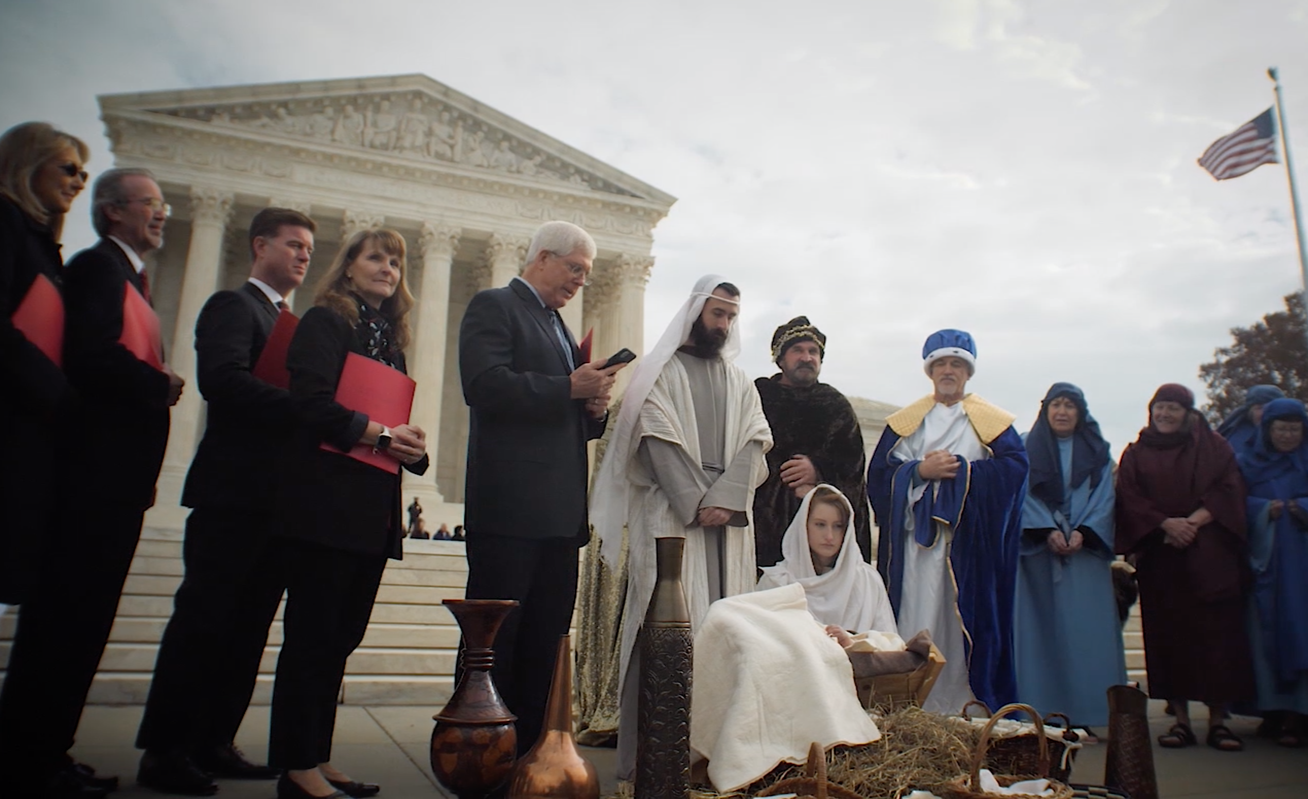 Capitol Hill Nativity